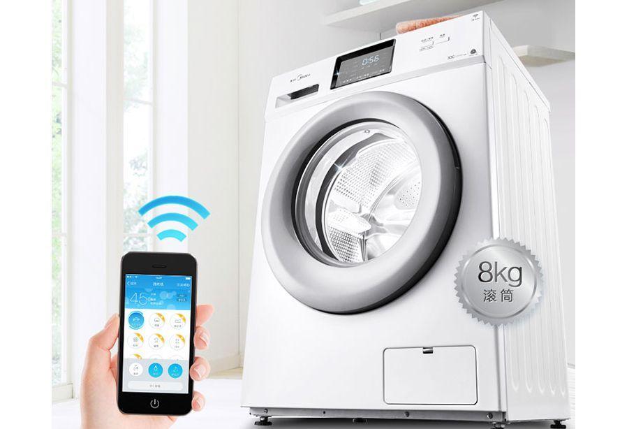 美的洗衣机质量怎样?美的洗衣机8公斤报价?-3