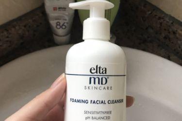 不含皂基的Elta md洗面奶?孕妇可以用吗?-1