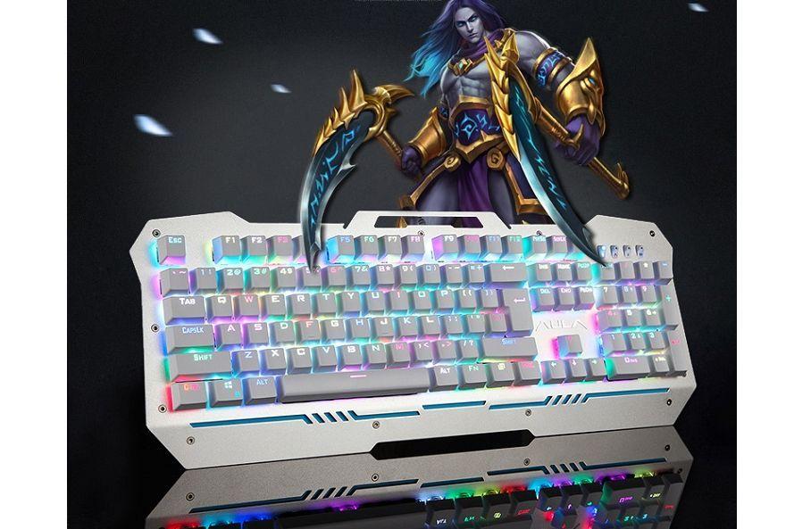 狼蛛机械键盘好吗?狼蛛键盘值不值得购买?-1