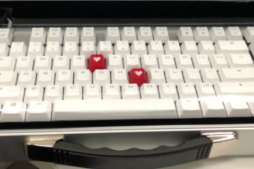 cherry茶轴机械键盘推荐?适合当礼物吗?-1