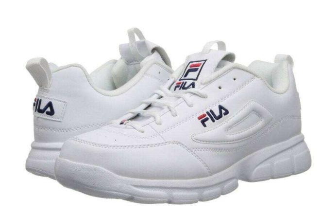 fila鞋偏大还是偏小?好搭配吗?-1