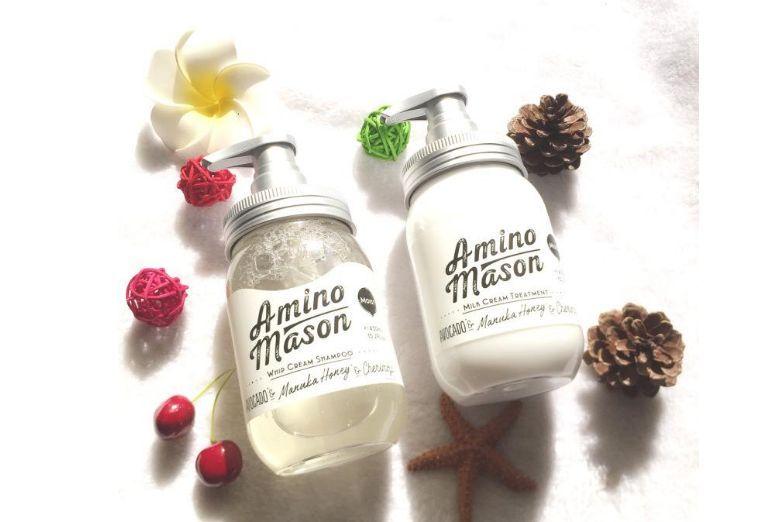 amino mason洗发水如何?是氨基酸洗发水吗?-1