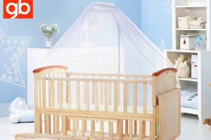 宝宝睡眠不容忽视 婴儿床推荐榜-2