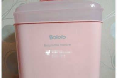 bololo奶瓶消毒器带烘干吗?实用吗?-1