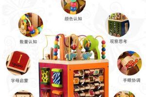B.Toys百宝箱 VS Hape开心农场?哪款好?-1
