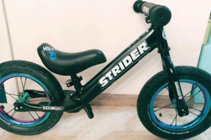 为什么选择strider平衡车?设计好吗?-1
