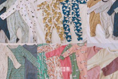 款式和面料好的婴儿衣服推荐?-1