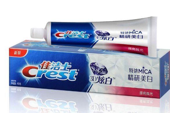 美白牙膏成分?搭配电动牙刷好用吗?-1
