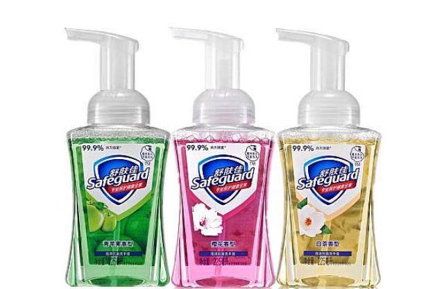舒肤佳泡沫洗手液哪个好闻?有什么味道的?-1
