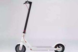 小米电动滑板车怎么骑?续航能力如何?-1