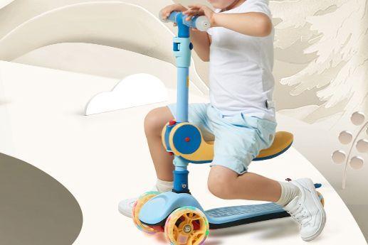 蒂爱滑板车怎么样?安全性能如何?-1
