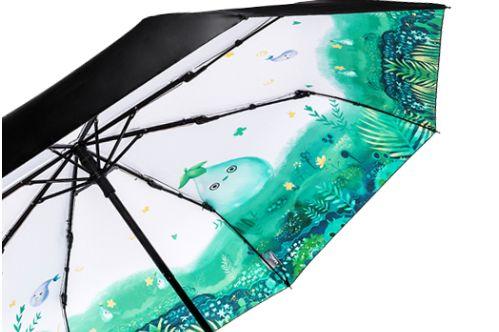 晴雨伞可以两用吗?小魔伞晴雨伞怎么样?-1