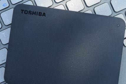 东芝移动硬盘读取速度如何?东芝A3硬盘使用测评?-1