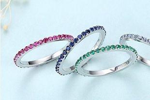 七色之光—Vana家一款非常适合小仙女的戒指-1