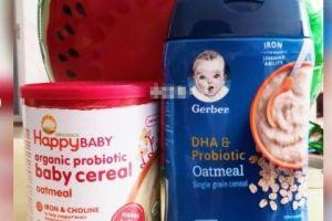 婴儿辅食怎么添加?谁能推荐两款婴儿米粉?-1