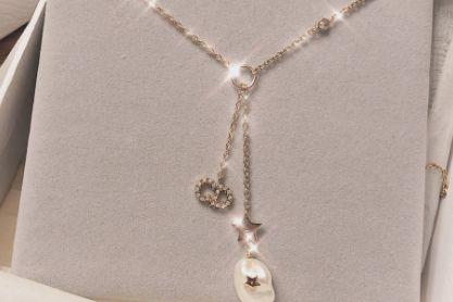 dior珍珠项链价格?dior珍珠项链图片?-1