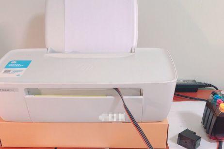 惠普1112打印机加墨水?操作简单吗?-1
