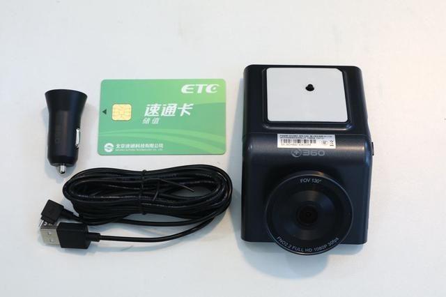 摄录与速通相结合,一机两用的360记录仪G380让你的风挡更规整-2