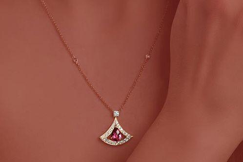 宝格丽哪款项链漂亮?宝格丽女士项链哪个颜色好看?-1