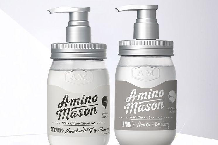 amino mason洗发水好用吗?amino mason是无硅油洗发水吗?-1