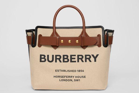burberry帆布包正品会起球吗?burberry帆布包多少钱?-1