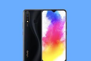 vivo官网上架Z5i手机:骁龙675处理器-1
