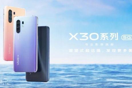 vivo X30系列开启预约:定位专业影像旗舰-1