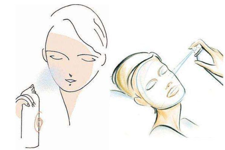 了解这些化妆水小知识 助你养成无暇肌肤-1