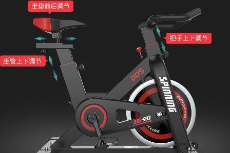 动感单车如何锻炼 动感单车动作教学-1