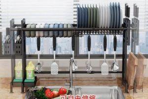 沥水碗架知识百科:教你如何挑选和按照沥水碗架-2