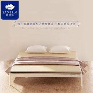 椰棕棕榈硬床垫子1.5米1.2儿童护脊椎1.8m席梦思天然乳胶定做折叠