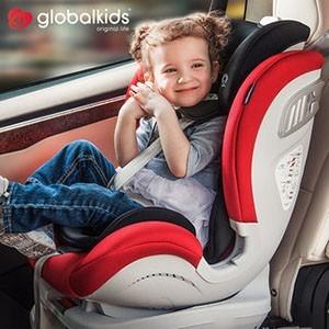 环球娃娃宝宝儿童安全座椅汽车用0-4岁6岁新生婴儿isofix车载通用