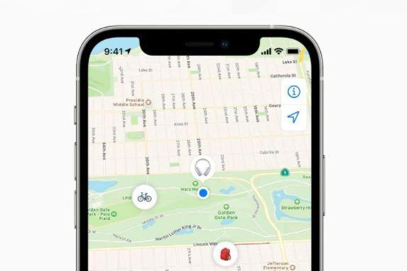 """苹果宣布 """"查找""""功能支持第三方产品接入-1"""