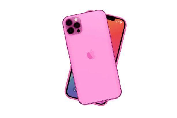 iPhone 13有望推出粉色版 ,或将于 12 月之后发布-1
