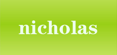 nicholas花圈