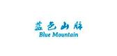 蓝色山脉防潮垫