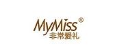 mymiss羽毛項鏈