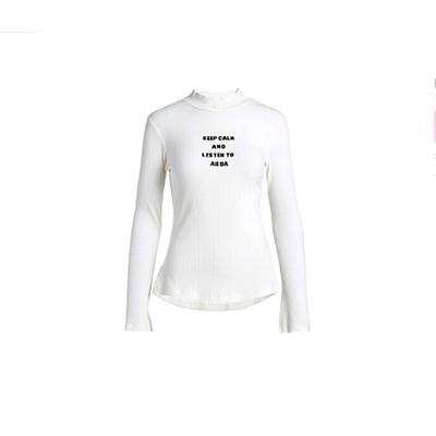 白色打底衫