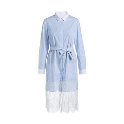 长袖连衣裙
