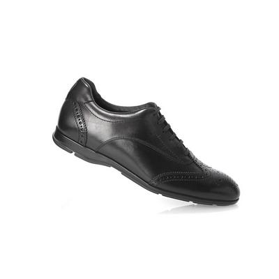 复古小皮鞋