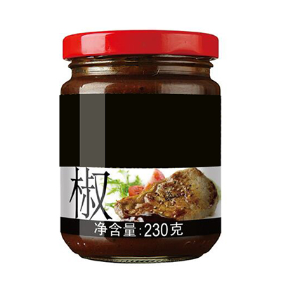 2021黑胡椒酱十大排行榜_一线品牌黑胡椒酱10强-百强网