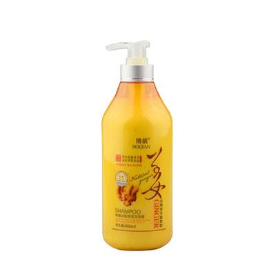 姜汁洗发水