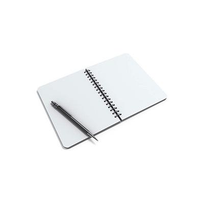 空白笔记本