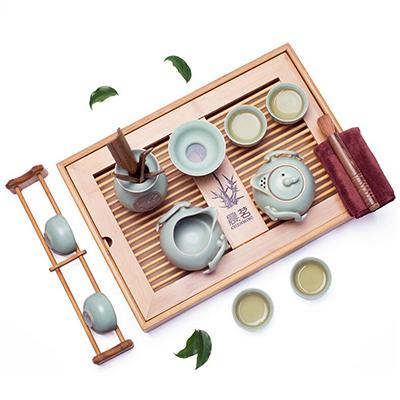 汝窑茶具哪个牌子好_2020汝窑茶具十大品牌-百强网