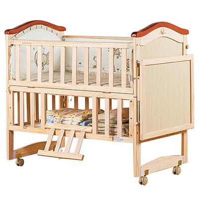 婴儿床哪个牌子好_2021婴儿床十大品牌-百强网