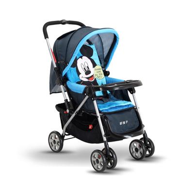 婴儿车哪个牌子好_2021婴儿车十大品牌-百强网